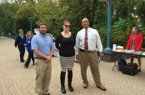 NJECC/Department of Education/OIT Kick Off & Agency Fair